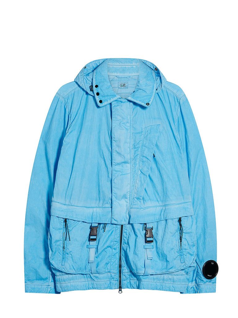 M.T.t.N. Special Dyed Goggle Jacket in Riviera