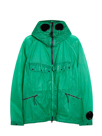 NyBer Special Dyed Goggle Jacket in Jelly Bean