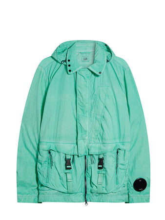 M.T.t.N. Special Dyed Goggle Jacket in Jelly Bean