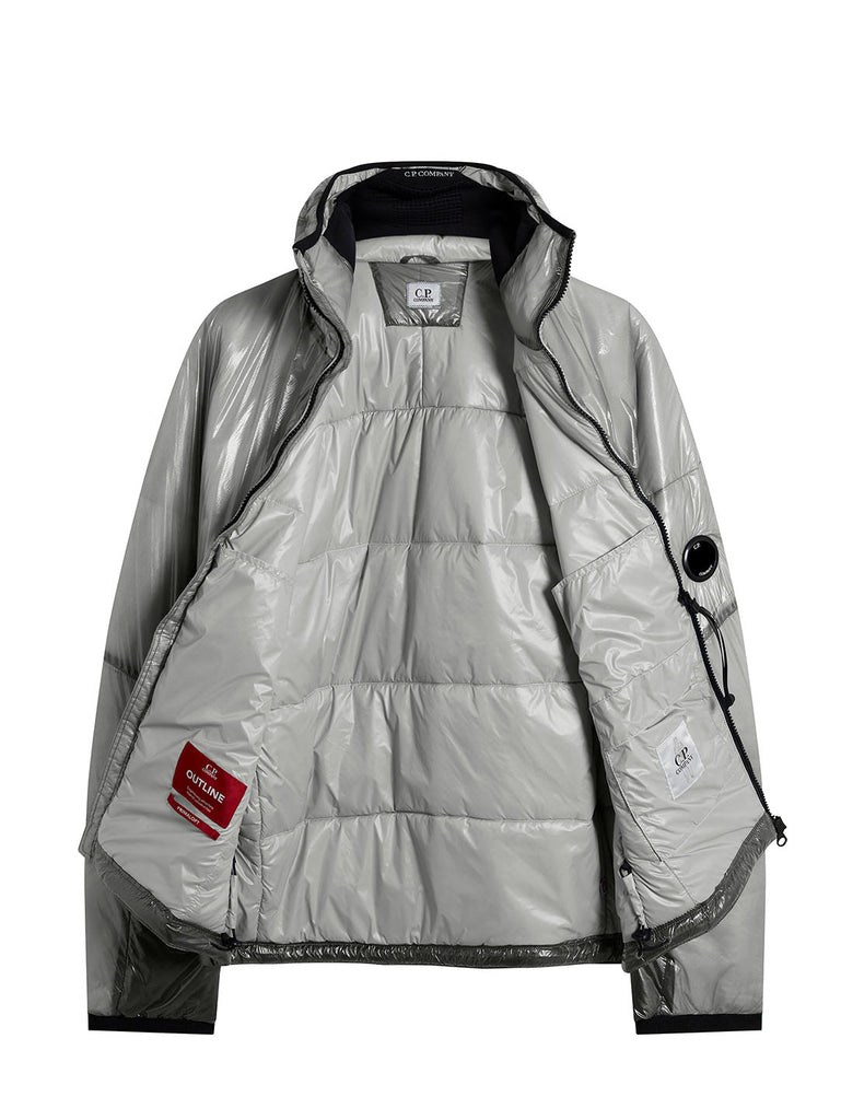 Outline Primaloft Lens Jacket in Quiet Grey