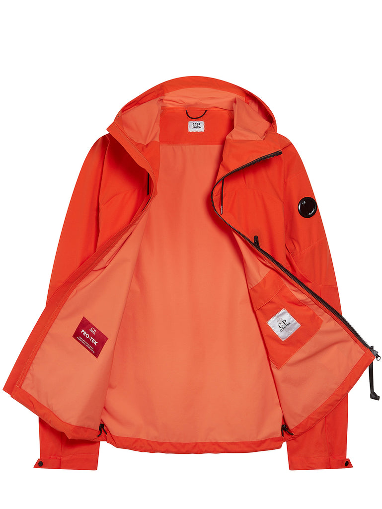 Pro-Tek Medium Jacket in Spicy Orange