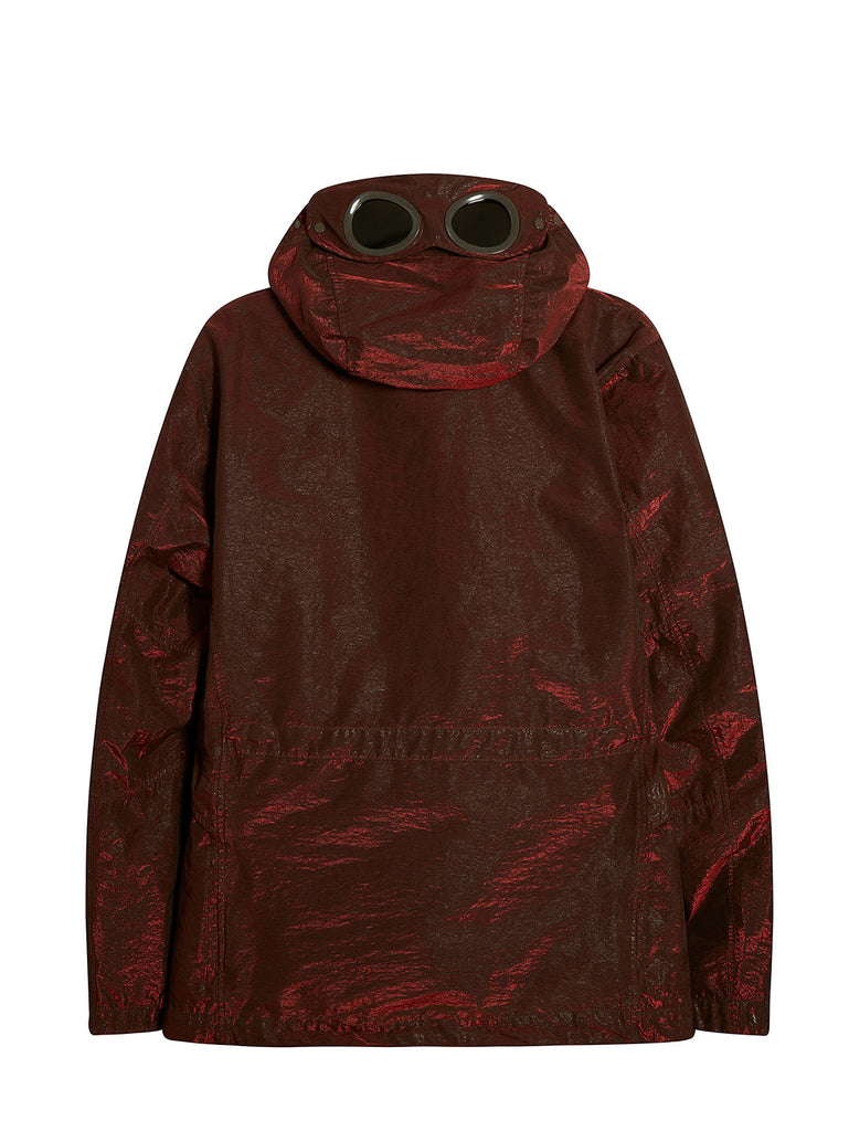 P.Ri.S.M. 2 in 1 Goggle Jacket with Removable Goose Down Liner in Red