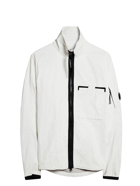 Memec Lens Jacket in White