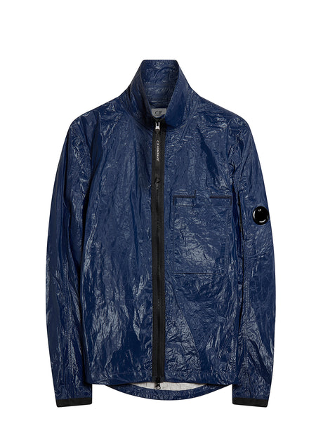 Memec Lens Jacket in Estate Blue