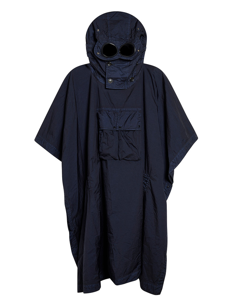 NyFoil Goggle Poncho in Total Eclipse