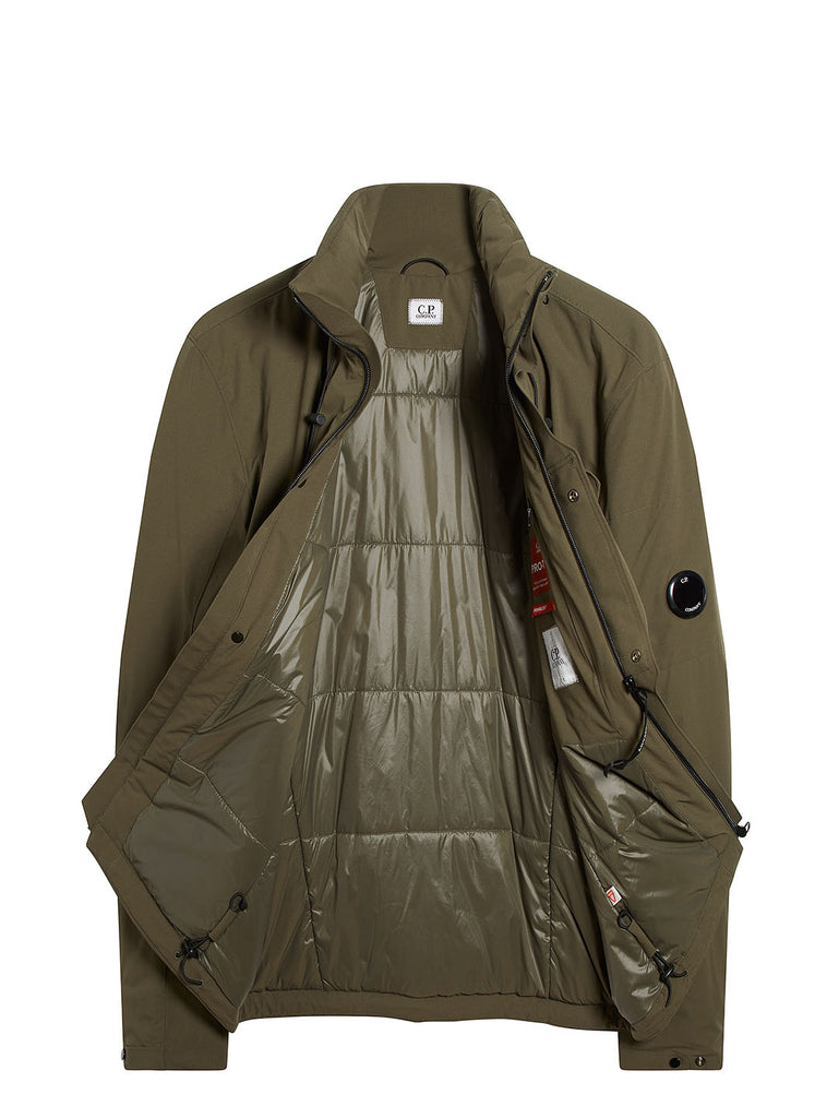 Pro-Tek Short Jacket in Dusty Olive