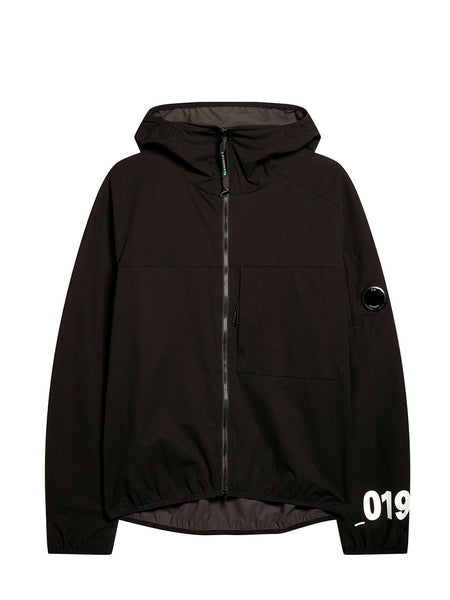 Pro-Tek Lens Jacket in Black