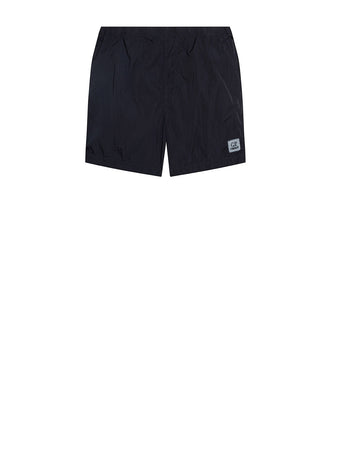 Chrome Swim Shorts in Dark Navy