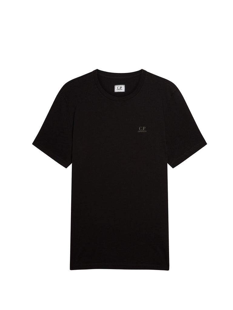 Jersey 30/1 020 T-Shirt in Black