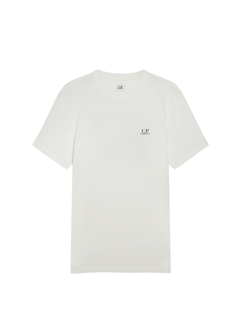 Jersey 30/1 020 T-Shirt in Gauze White