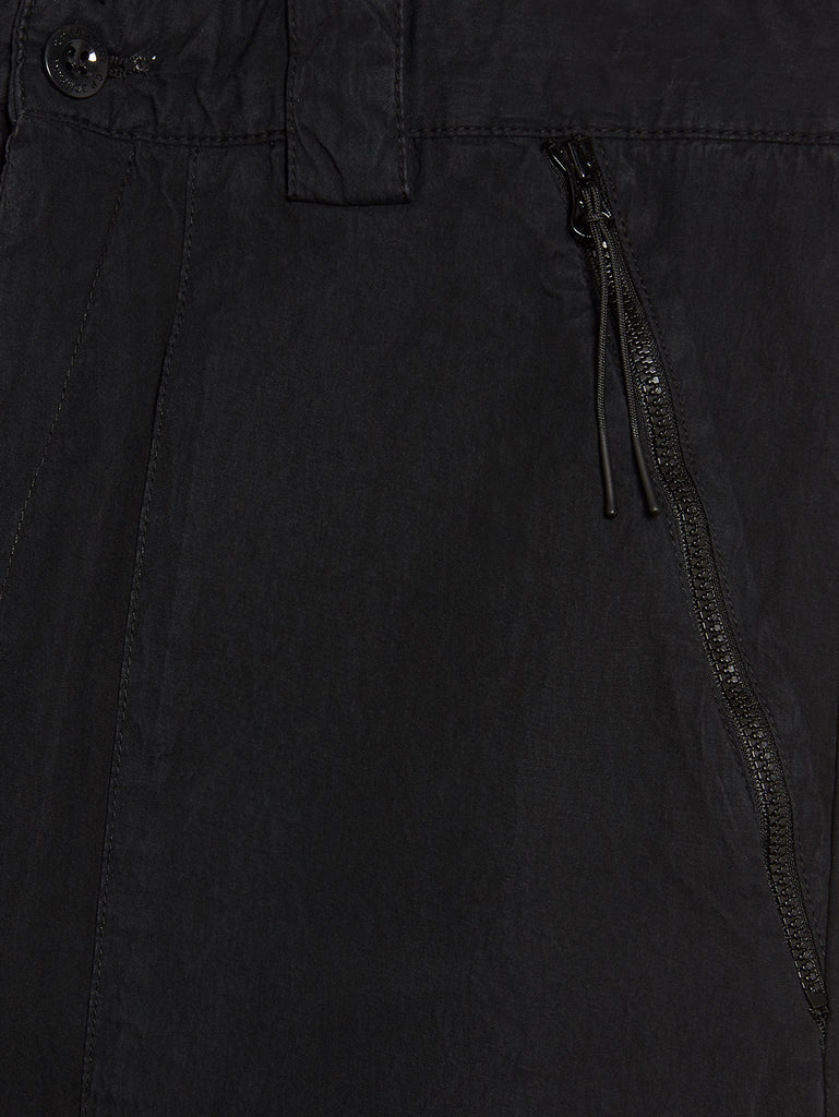 50 Fili Garment Dyed Pants in Black