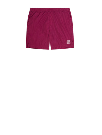 Chrome Swim Shorts in Festival Fuchsia