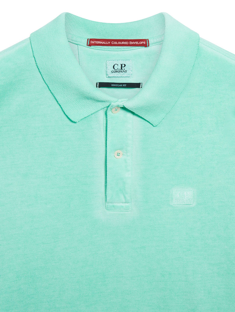 I.C.E. Polo Shirt in Jelly Bean