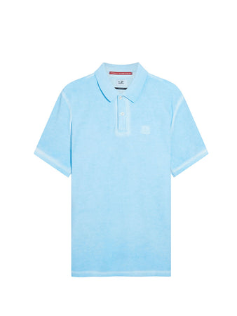 I.C.E. Polo Shirt in Riviera