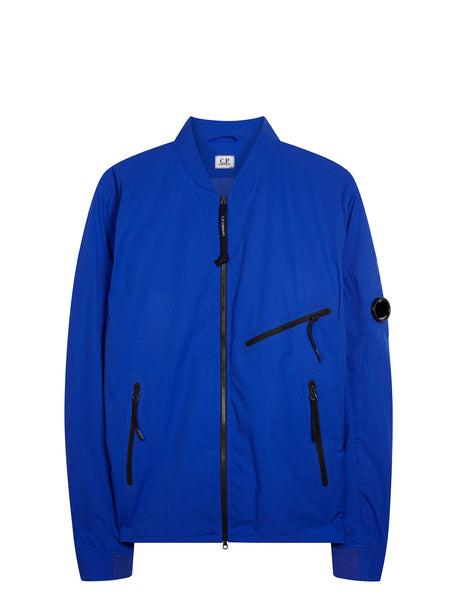 Pro-Tek Bomber Jacket in Dazzling Blue