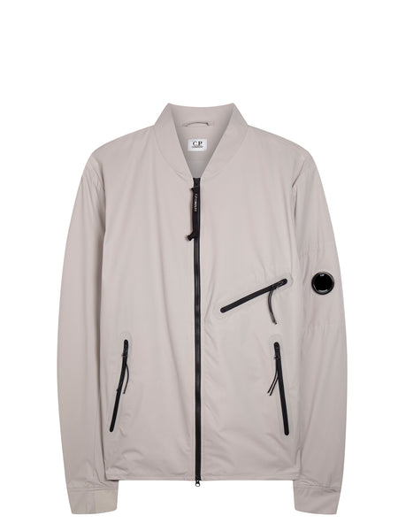 Pro-Tek Bomber Jacket in Paloma Grey