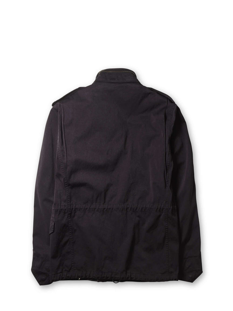 Ten C / Field Jacket in Navy Blue