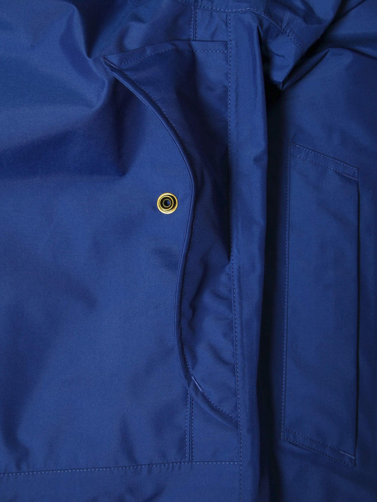 Ten c / NASTRATO Anorak in Blue