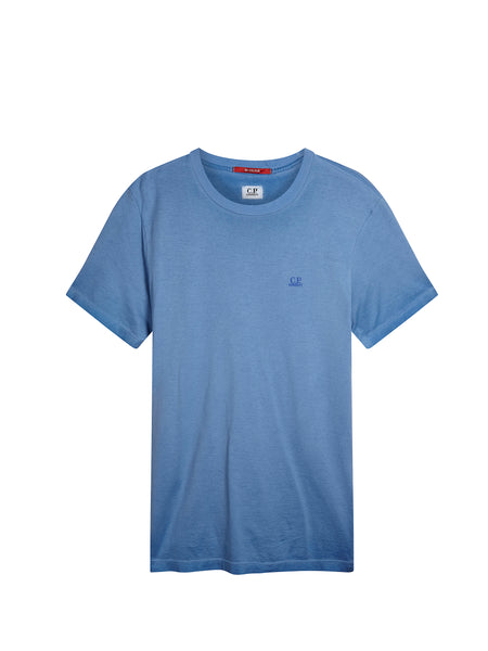 Re-Colour Mako Cotton T-Shirt in Dazzling Blue