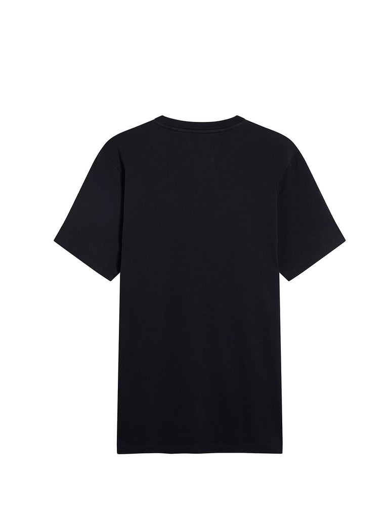 I.C.E. Blur Logo T-Shirt in Total Eclipse