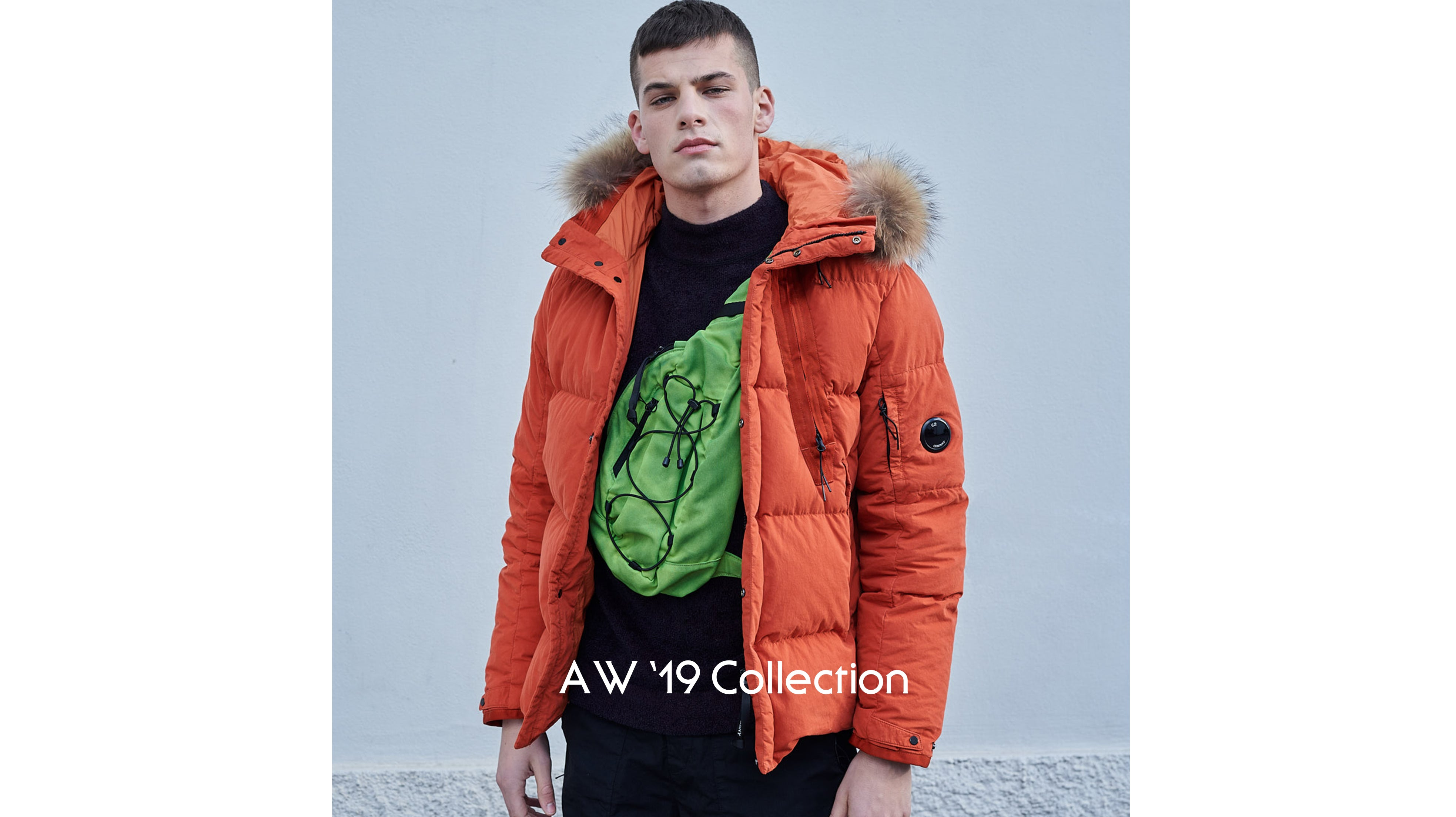 C.P. Company AW'18 Collection
