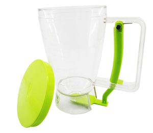 TopMart Kitchen Tools - Spincart Idli, Besan Batter Dispenser