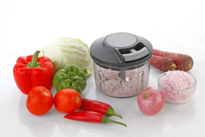 TopMart Manual Food Chopper (Food Processor)