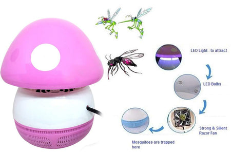 TopMart Electronic Led Mosquito Killer Lamps