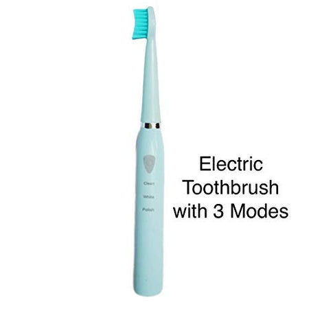 TopMart USB Charged Electric Toothbrush with 3 Modes