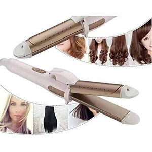 NOVA NHC-809CRM 2 IN 1 HAIRSTYLER