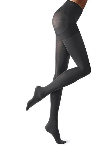 Kayser 50 Denier all over great shapes grey color pantyhose