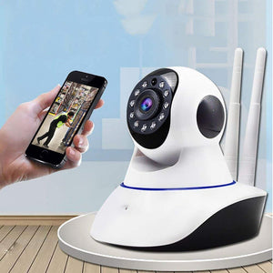 TopMart 360° 1080P WiFi Home Security Camera