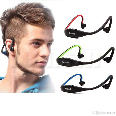 TopMart Wireless Bluetooth BS19C in-Ear Sports Headset