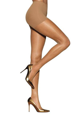 Snazzyway Everyday Control Top Women Pantyhose