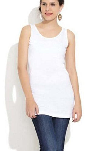 D&G White Tank Top
