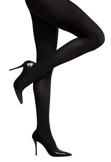 Women's Run Resistant Ultra Sheer Pantyhose tights pack of 2