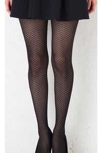 Silky Dance Fishnet Tights Stocking Women Mesh Net Pantyhose