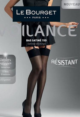 Le Bourget taille fine cream women pantyhose