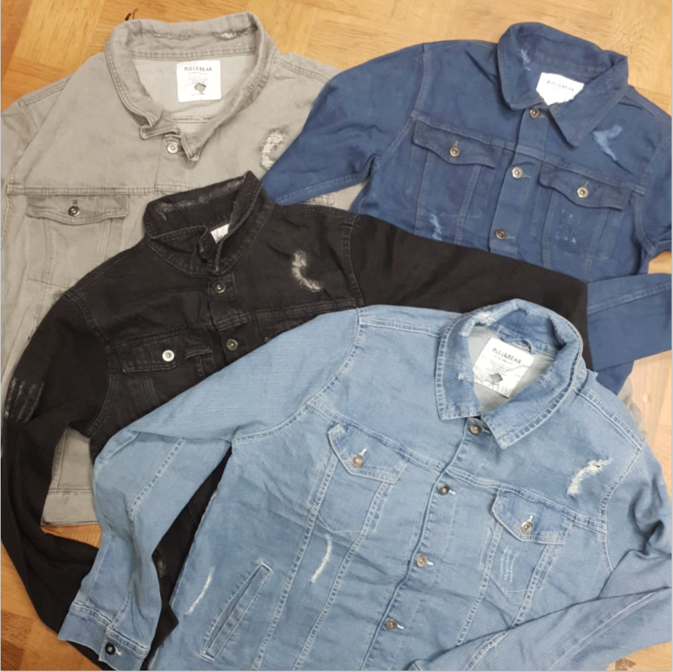 Pull & Bear Denim Jackets