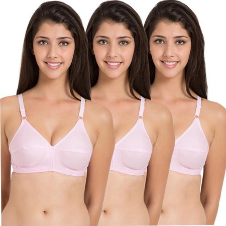 Snazzy Sexy Cotton Bra Pack of 6