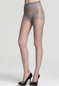 Cotton Full Support Control Top Reinforced Toe Pantyhose