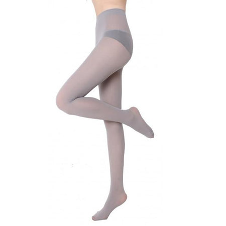 Ultra soft ultra sheer grey everyday women pantyhose pack of 4