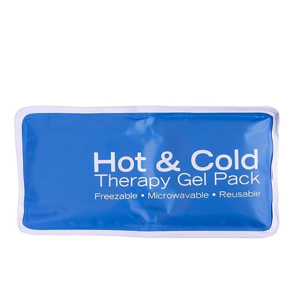 TopMart Medical Flexible Hot and Cold Reusable Gel Packs