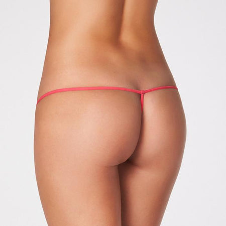 2 Women's Sensual Lace G-String Thong