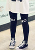 Womens celebrity yes or no printed legging