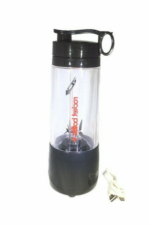 TopMart Rechargeable Blender for Smoothie Protein Shaker (ROCKET BOTTLE+)