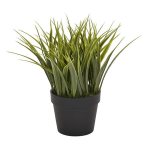TopMart Artificial Plant with Plastic Pot