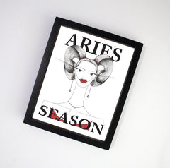 Click to buy Aries Print