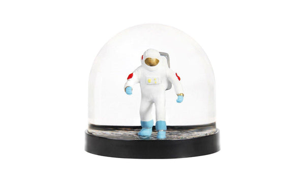 Astronaut Snow Globe made by Klevering