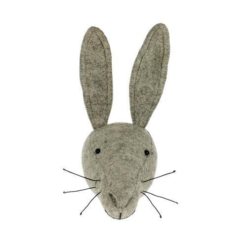 Hare Head Wall Decoration (Large)